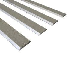 Profilé de guidage PMR aluminium polymère - lot de 2