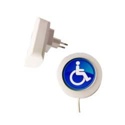Sonnette PMR tactile - Accessibilité handicapé