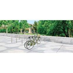 Arceau cycle inox en U