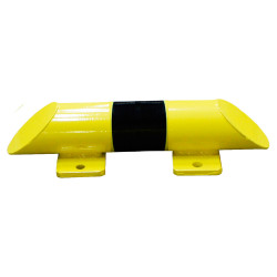 Glissière de protection d'entrepôt - Fixation sur platines