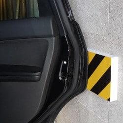 Mousse de protection de portière pour garage