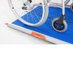 Rampe handicapé amovible pliable Prémium