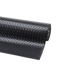 Revêtement de sol antidérapant 737 Diamond Plate Runner 4.7 mm