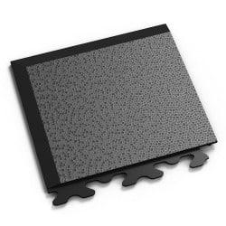 Angle PVC clipsable - Motif peau de serpent - Gamme Invisible - Usage intensif
