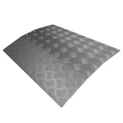Rampe de seuil aluminium pour PMR