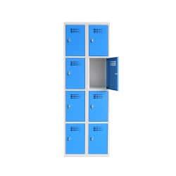 Vestiaire L770N 4 cases par colonne de 30cm