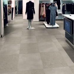 Lames PVC Simplay 19db  Light Grey Concrete
