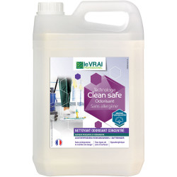 Clean safe nettoyant odorisant concentré - Le Vrai