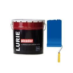 Peinture de finition bois Lurie Picador pour peinture intumescente Lurie Luribois'O - Sécurité incendie