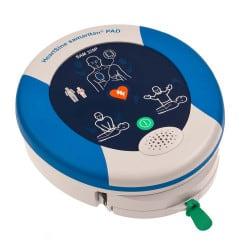 Défibrillateur Heartsine Samaritan Pad 350P semi automatique