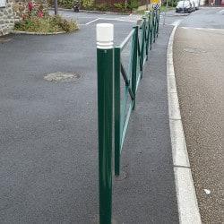 Borne urbaine anti stationnement 2 gorges