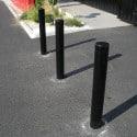 Borne anti stationnement carcans