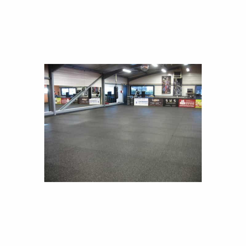 Tapis de sol souple salle de sport 1.95 x 1.00 m
