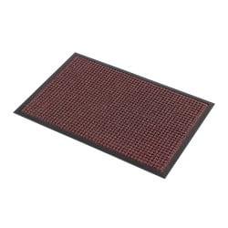 Tapis d'entrée aiguilleté polyester avec bordure caoutchouc - 166 Guzzler