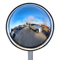Miroir multi-usages intérieur & extérieur 180° Plexi+ & Poly+