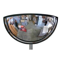 Demi miroir multi-usages intérieur & extérieur 180° Plexi+ & Poly+