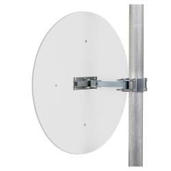 Miroir de circulation - Industrie & voie privée 90° Plexi+ & Poly+