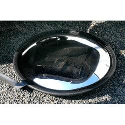 Miroir d'inspection sur roulette Plexi+