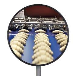 Miroir de contrôle de précision pour l'industrie Poly+