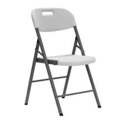 Chaise pliante en polyéthylène