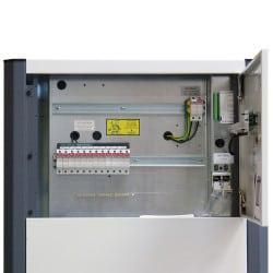 Source centralisée à courant alternatif PCC - autonomie 6h