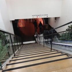Bande antidérapante escalier adhésive - lot de 2
